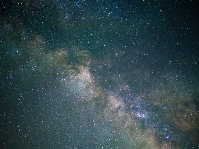 無限に広がる大宇宙