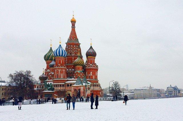 サジーはロシアの長い冬の栄養源