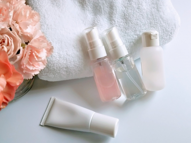 美容用品にもサジー原料のもが増えています