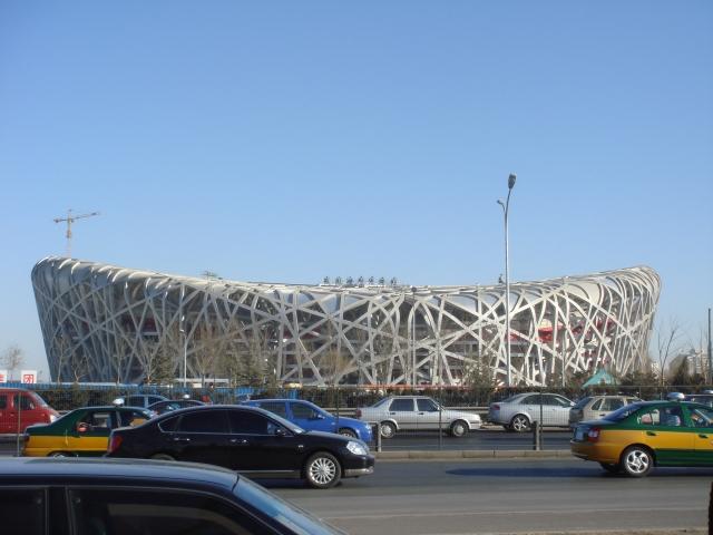 北京オリンピックスタジアム