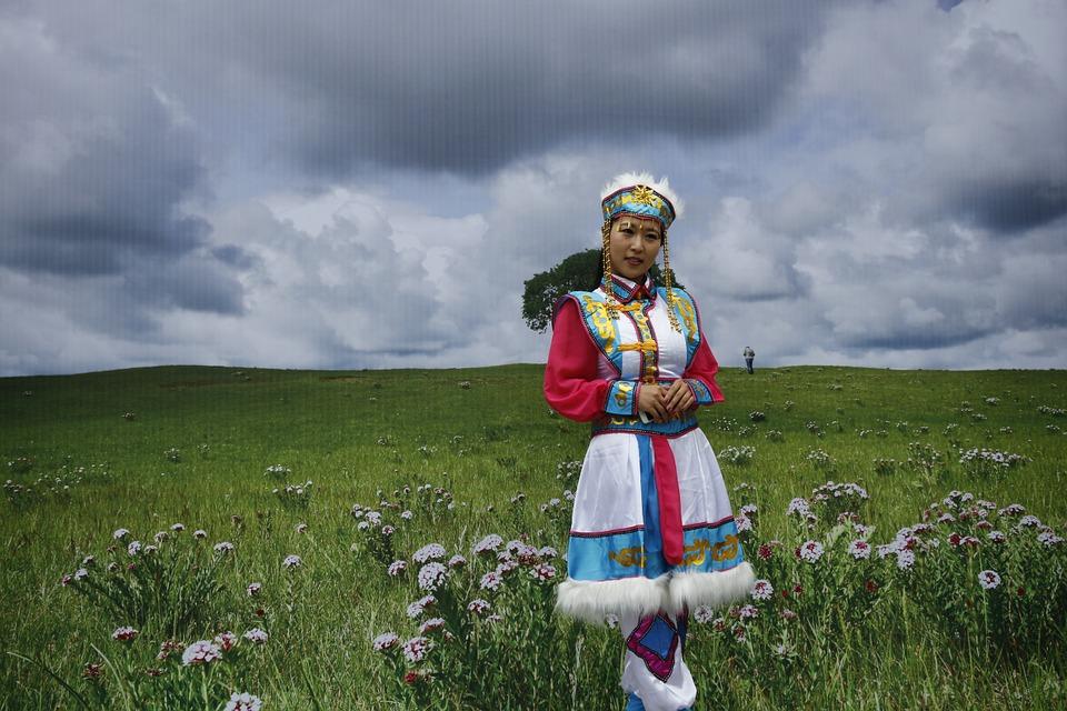 かつての内モンゴルのイメージ